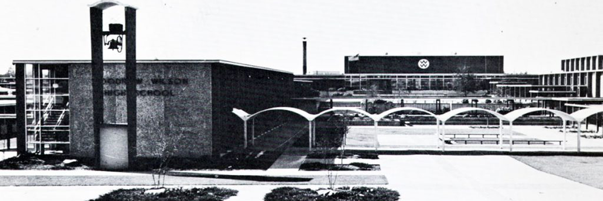 Wilson High School 1966